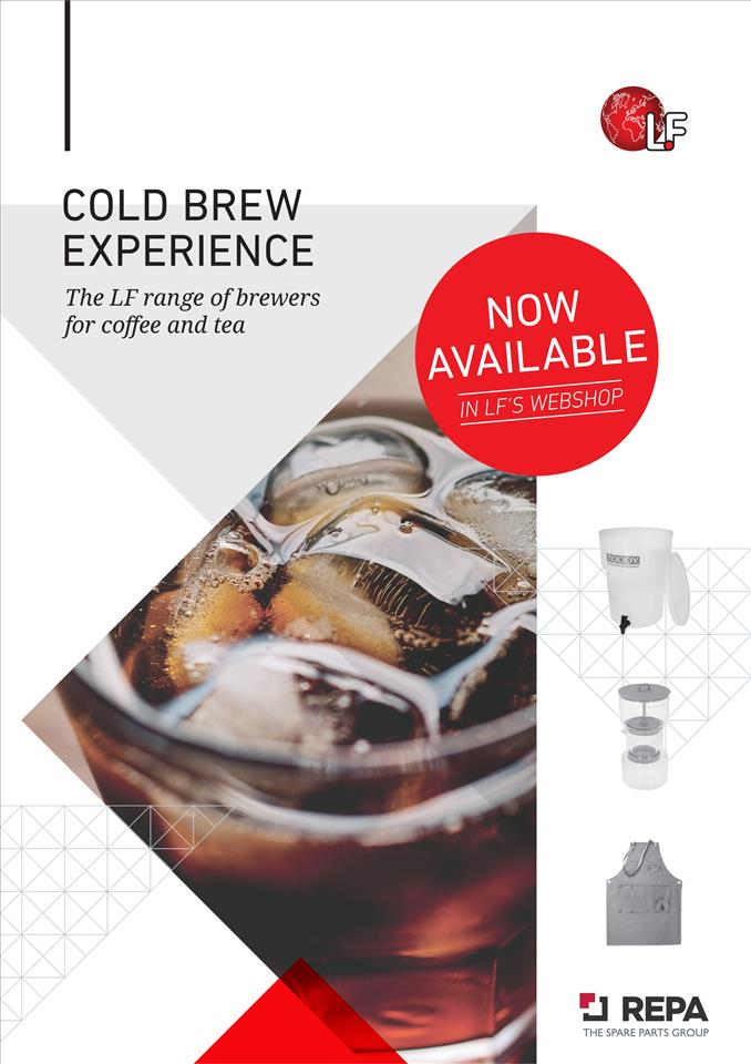 Cold Brew Experience 07/2020