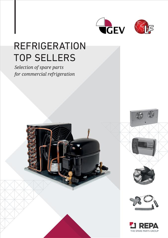 Refrigeration Top Sellers 06/2020