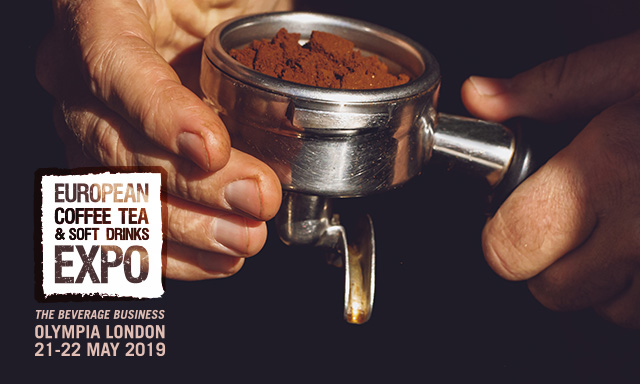 LF auf der European Coffee, Tea & Soft Drinks Expo 2019